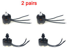 4X  MT2204 2300KV CW CCW Motor for Mini Multirotor Quadcopter 2CCW 2 CW