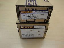 Obentürschließer GEZE TS 5000  weiß  mit Gleitschiene