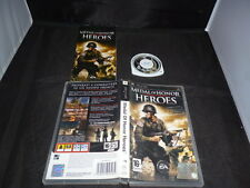 Medal of Honor Heroes - per Console Sony PSP - PAL ITA PSP