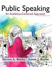 Public Speaking: An Audience-Centered Approach (9th Edition)