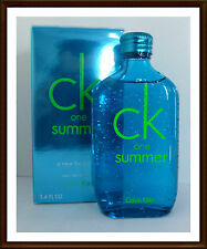 Calvin Klein CK One Summer 2013  100 ml EDT Spray NEU & Original