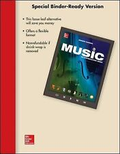 Looseleaf Music: an Appreciation Brief with Connect Plus 1 Term Access Card...