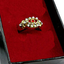 Black Butler Kuroshitsuji Alois Trancy's  Cosplay Gold Ring New in Box