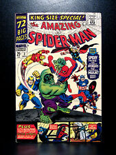COMICS: Amazing Spiderman Annual #3 (1966), Hulk & Avengers app - RARE (thor)