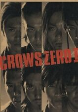 CROWS ZERO II Movie Memorial Book