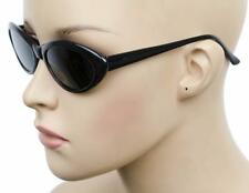 NEW WOMEN'S SEXY FASHION TREND RETRO CAT EYE SHADES SUNGLASSES BLACK KS228HP