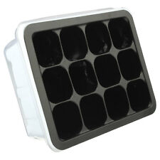 MINI GREENHOUSE 12 cells propagation tray kit, nursery,germination,seed starter