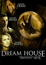 Dream House (BRAND NEW DVD) NAOMI WATTS,RACHEL WEISZ,DANIEL CRAIG,