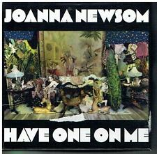 JOANNA NEWSOM - Have One On Me - RARE 2010 UK PROMO 18-trk, 3xCD album Box Set
