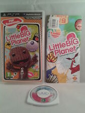 JUEGO SONY PSP ESSENTIALS LITTLE BIG PLANET PAL CASTELLANO ESPAÑOL