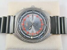 VINTAGE ORIENT KD 21J DIVER AUTOMATIC 47MM JUMBO MODEL JAPAN MADE SPORT'S WATCH