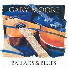 Ballads & Blues by Gary Moore (CD, May-2011, 2 Discs, Virgin)