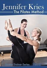 Jennifer Kries Master Trainer Video on DVD Pilates Mat