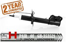 2 NEW FRONT GAS SHOCK ABSORBERS FOR KIA VENGA, HYUN DAY IX20 2010-  /GH-353521 /