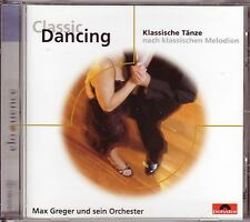 MAX GREGER ORCHESTRA – Classic Dancing (Polydor 442 9875, Germany) IMP CD