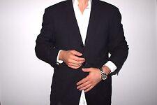 Business Blazer Sakko Jacke Hugo Boss Mepuzi 50 L w Neu slim Germany Blau