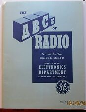 General Electric Company  THE ABC'S OF RADIO 1949