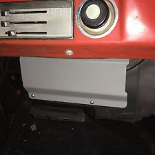 67 72 chevy truck c10 heater or a/c box cabel cover cheyenne super CST c20