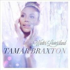 TAMAR BRAXTON - WINTER LOVERSLAND (CD 2013) SEALED   10 TRACKS  TRINA BRAXTON