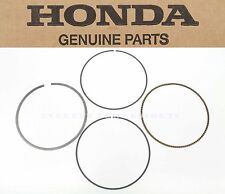 "New Genuine Honda STD Bore Piston Rings Kit 02-08 CRF450 ""R"" 05-16 ""X"" OEM #W106"