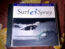 SURF AND SPRAY: AUTHENTIC NATURAL SOUNDS FOR RELAXATION & MEDITATION