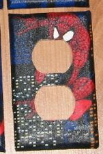 SPIDERMAN Switch plate Outlet Receptacle Cover Plate