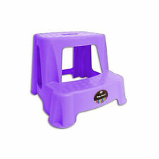 Stepping Stool for Home & Outdoor Use 27cm High for Kids Children Step Up Steps