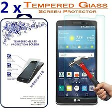 2x For LG G Vista 2 Ballistic Tempered Glass Screen Protector