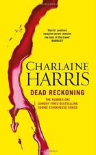 CHARLAINE HARRIS ___ DEAD RECKONING ___ BRAND NEW __ FREEPOST UK