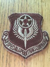 A Lot 100 USAF AF AIR FORCE SPECIAL OPERATIONS COMMAND AFSOC ABU Subdued DCU