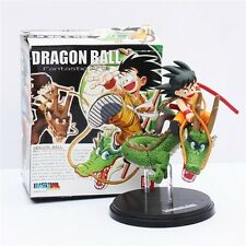 Dragon Ball Z Goku bambino child kid su Drago Shenron Action Figure Anime Japan