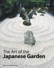 The Art of the Japanese Garden-ExLibrary