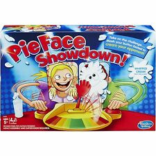NEW! Hasbro PIEFACE Pie Face Showdown Whipped Cream Game Toys - Brand New in Box