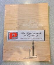 Vintage 1967 Hornady Pacific Gunsight Company Reloading Tools Catalog - 14 Pages