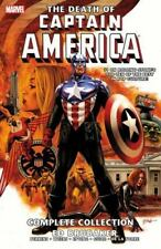 Death of Captain America : Complete Collection by Ed Brubaker (2013, Paperback)