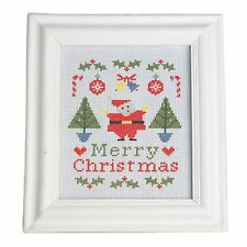 Christmas Sampler Cross Stitch Chart