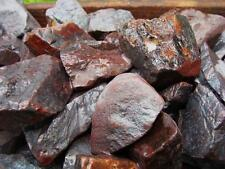 2000 Carat Lots of Unsearched Natural Hematite Rough + a FREE Faceted Gemstone