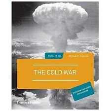 The Cold War (History Files), Hopkins, Michael F., Good Book