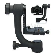 Original BEIKE BK-45 360° Swivel Panoramic Gimbal Tripod Head For DSLR Camera
