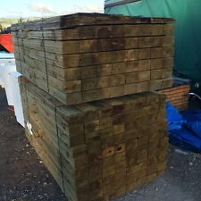 Feather edge boards120mmx12mmx 1.8m tanalised fencing cladding etc 6ft