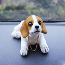 Effective Cute Car Interior Doll Decoration Shaking Head Nodding Dog Toy PK