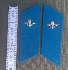 Kragenspiegel Fallschirmjäger Luftlandetruppen Mantel Coat UDSSR  Sowjet Armee