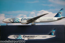 Hogan Wings 1:500 Boeing 777-300ER Egyptair  LI8225 + Herpa Wings Katalog