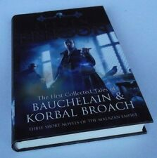 Steven Erikson: The Tales Of Bauchelain and Korbal Broach. Hardcover, 2010.