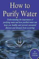How to Purify Your Drinking Water : Understanding the Importance of Purifying...