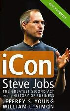 iCon Steve Jobs: The Greatest Second Act in the History of Business, Good Books