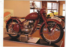 "*Postcard-""Motorcycle"" -on Display-(Java 250) @ Motto Museum/St. Louis, Missouri"