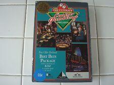 Trump Castle: Ultimate Casino Gambling For Commodore 64 128, NEW OPEN BOX