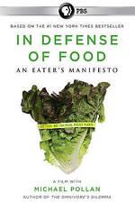 In Defense of Food (DVD, 2016)