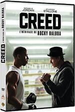 DVD  //  CREED  //  Sylvester Stallone - Michael B. Jordan  /  NEUF cellophané